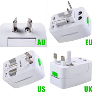 Universel Rejseadapter