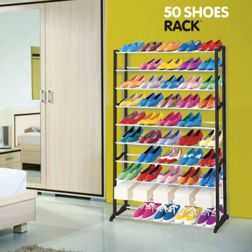 50 Shoes Rack Skohylde