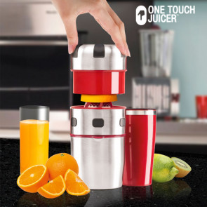 One Touch Juicer Professionel Juicer i Stål