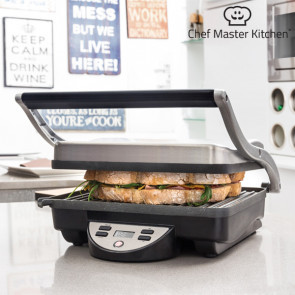 Chef Master Kitchen Panini-Grill