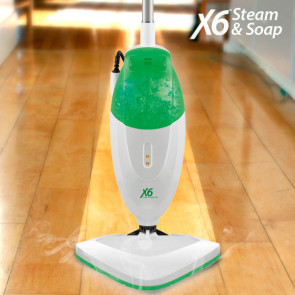 Steam & Soap X6 Dampgulvmoppe