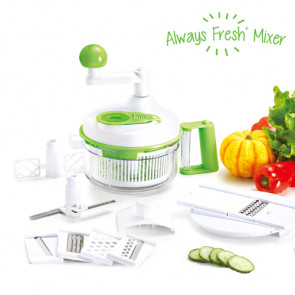 Always Fresh Mixer Alt-i-En Salatmaskine