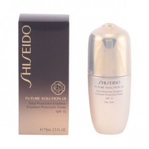 Shiseido - FUTURE SOLUTION LX total protective emulsion SPF15 75 ml